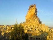 Скала-крепость