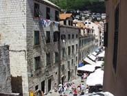 Улица - рынок