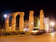 Стена византийского замка