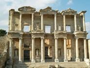 Библиотека Цельсуса, Эфес