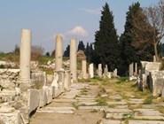 Проспект Стадиум в Эфесе