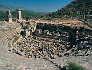 Римский театр в Ксантосе