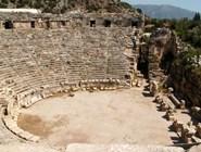 Развалины греко-римского театра