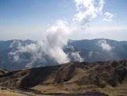 На вершине горы Тахталы