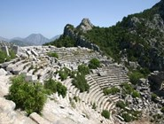 Амфитеатр, Термессос