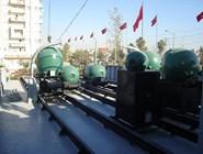 Экспонаты Военно-морского музея