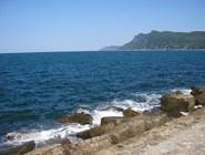 Море на западном побережье