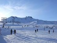 Трассы лыжной школы