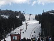 Лыжная зона