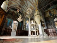 В монастыре Святого Георгия