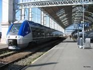 Региональный поезд TER Poitou-Charentes