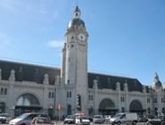 Вокзал города Ля-Рошель