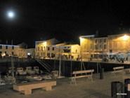 Порт городка Ля Флотт