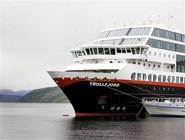 Корабль MS Trollfjord (2002)