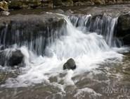 Горная река в кисловодском парке