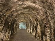 Туннель к озеру Провал в Пятигорске