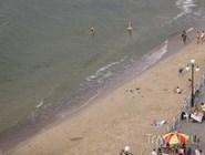 Общественный пляж в Светлогорске