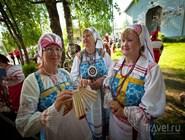 """Вепский фестиваль """"Майское дерево"""""""