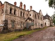 Руины Федоровского городка