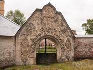 Ворота городка
