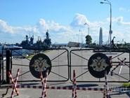 В Кронштадте по-прежнему стоят корабли Балтийского флота