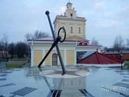 Солнечные часы и музей истории Кронштадта