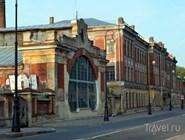 Здание Минной школы Балтийского флота на Петровской улице
