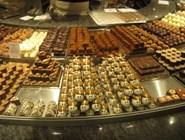Магазин шоколада в Цюрихе