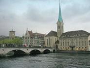 Набережная Цюриха