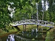 Мост в Пушкинских горах