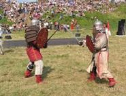 Театрализованный праздник «Битва на Воже»