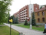 Санаторий «Кама», построен в 1993-1995 гг.