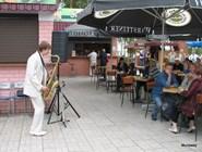 Концерт в летнем кафе «Отдых»