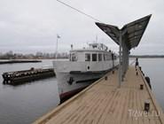 Пристань в Осташкове