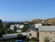В поселке Курортное