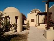 В отеле Badawiya в оазисе Фарафра