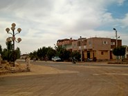 На улицах оазиса Фарафра