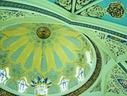 Купол в мечети Кул-Шариф