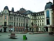 Шаляпин Palace Hotel, Казань