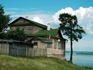 Дом, в котором останавливался Троцкий