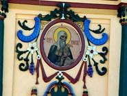 Фреска в Петропавловском соборе
