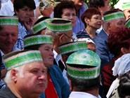 Спонсорский национальный головной убор