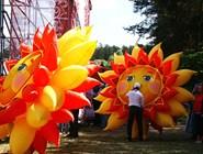 Солнце - символ Сабантуя