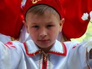 Мальчик на Сабантуе