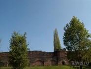 Старые крепостные сооружения