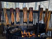 В Коли можно попробовать традиционные финские блюда