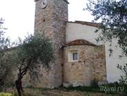 Замок в Сан-Коломбано
