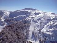 Склон горы Паганелла