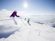 Катание при хорошем снеге и отличном сервисе