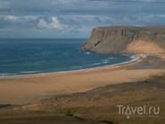 Песчаный пляж, Исландия